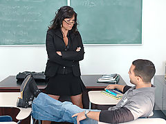 Adriana Anelise as Sexy Teacher