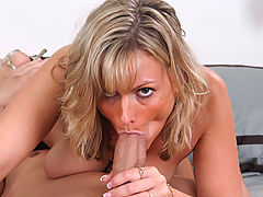 Becca Blossoms & Chris Johnson in Fucking Hot Moms