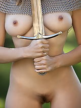 WoW nude nevaeh dangerous warrior