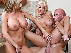 Brazzers Password Gina Lynn & Nikky Benz