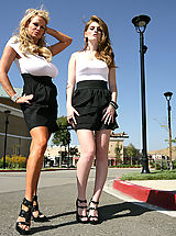 Kelly Madison, Ryan Madison and Faye Reagan #1