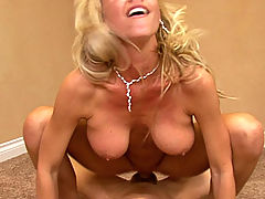 Tanya and Ryan fuck each other passionately in his old office.