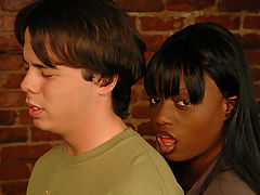 Jada Fire & Trent Soluri as Sexy Teacher